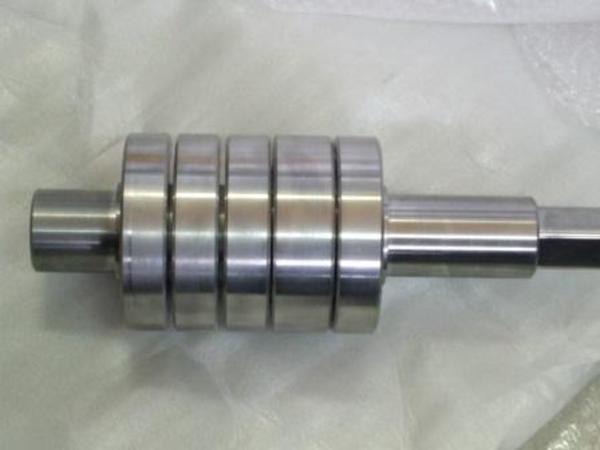 NC旋盤加工製品サンプル(材質45C) φ130、1.6mm幅溝、深さ20mmのサムネイル