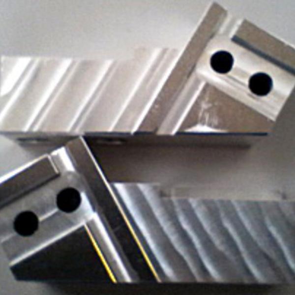 マシニング加工 製品サンプル(アルミ:A5052)